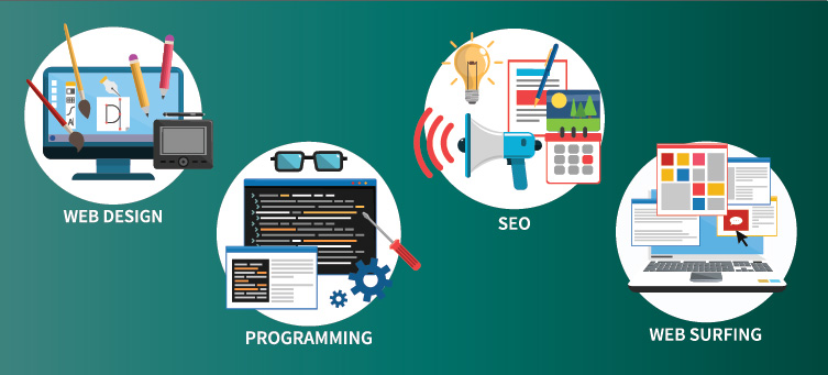 website design and development company in ranchi